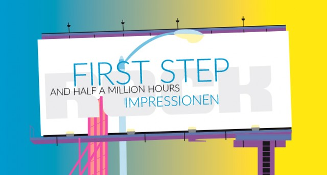 RECK Agrartechnik - FIRST STEP AND HALF A MILLION HOURS | Impressionen die Erste