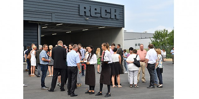 RECK Agrartechnik - FIRST STEP AND HALF A MILLION HOURS | Das Fest