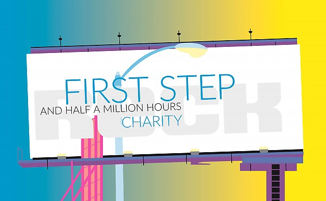 RECK Agrartechnik - FIRST STEP AND HALF A MILLION HOURS Charity | 60 Jahre – 60 Spenden