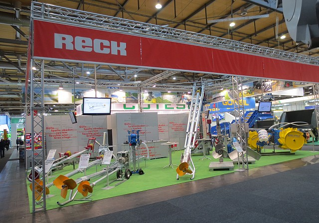 RECK Agrartechnik - The Agritechnica is booming!
